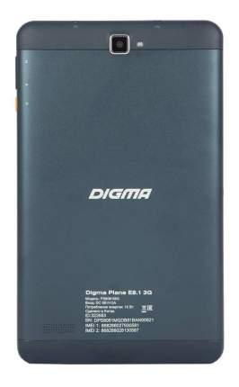Планшет Digma Plane 8081 Blue (PS8081MG)