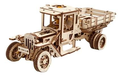 Конструктор 3d-пазл ugears - грузовик ugm-11
