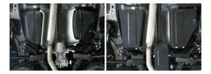 Защита бензобака АвтоБРОНЯ для Mazda (111.03819.1)