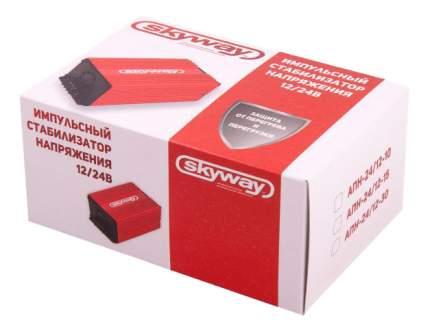 Автомобильный преобразователь напряжения Skyway 12В-220В 120Вт S05501003