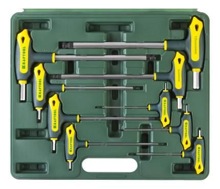 Набор шестигранных ключей KRAFTOOL 27454-H9