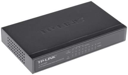 Коммутатор TP-LINK TL-SG1008P Черный