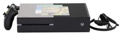 Игровая приставка Microsoft Xbox One 500Gb Black + Игра FIFA 17
