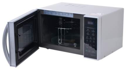 Микроволновая печь с грилем LG MB4342BS silver