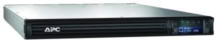 Источник бесперебойного питания APC SMART SMT1500RMI1U Серый, Black
