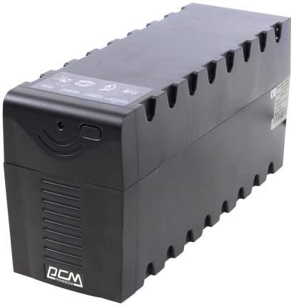 Источник бесперебойного питания Powercom Raptor RPT-800A EURO Black