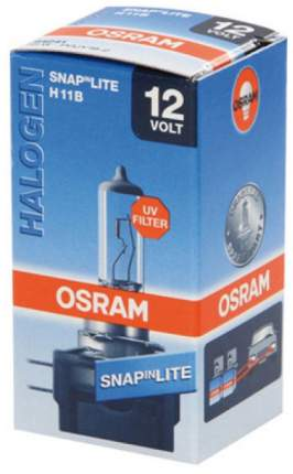 Лампа галогенная автомобильная OSRAM H11B 12V 55W PGJY19-1 (64241)