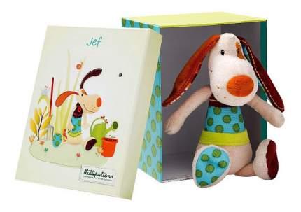 Мягкая игрушка Lilliputiens Собачка Джеф