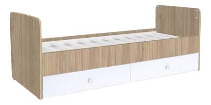 Кровать-трансформер Фея 1100 вяз-белый