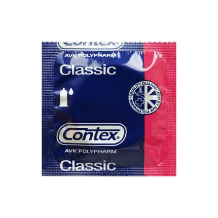 Презервативы Contex Classic 3 шт.