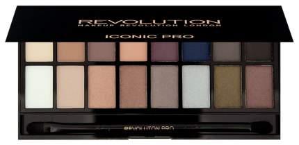 Тени для век Makeup Revolution Iconic Pro Palette 2 16 г