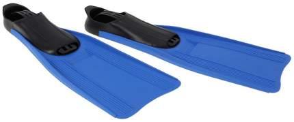 Ласты для плавания Intex Super Sport с55934, 5-8 лет, желтые/синие, размер M