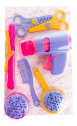 Набор парикмахера игрушечный Пластмастер Красотка