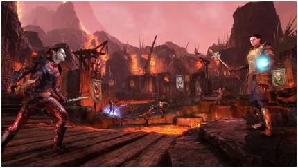 Игра Elder Scrolls Online: Morrowind для PlayStation 4