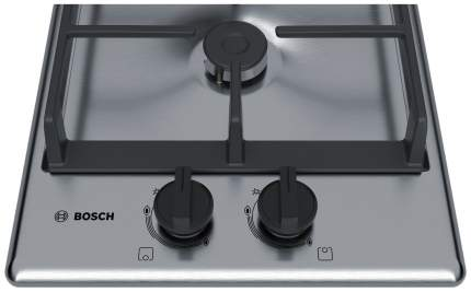 Встраиваемая варочная панель газовая Bosch PGB3B5B90 Silver
