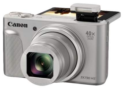 Фотоаппарат цифровой компактный Canon PowerShot SX730 Silver