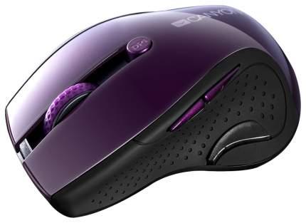 Беспроводная мышь CANYON CNS-CMSW01P Violet/Black