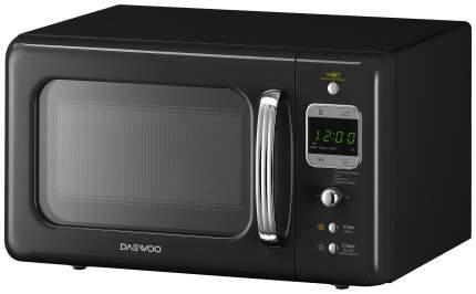 Микроволновая печь соло Daewoo KOR-6LBRB black