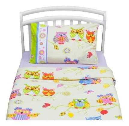 Комплект детского постельного белья Owls Shapito 2 предм.