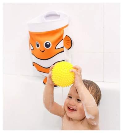 Органайзер для ванны Benbat Рыбка, оранжевый BB621