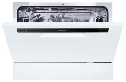 Посудомоечная машина компактная MAUNFELD MLP 06S white