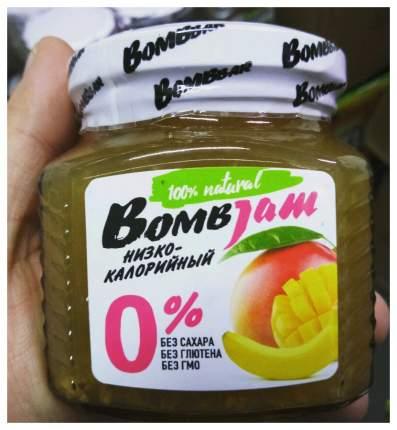 Низкокалорийный джем Bombbar Bombjam 250 г манго, банан