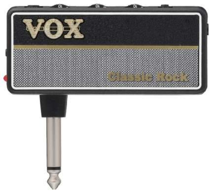 Моделирующий усилитель для наушников Vox AP2-CR AmPlug 2 Classic Rock