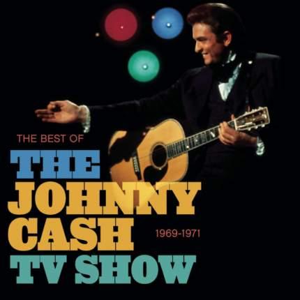 "Виниловая пластинка Johnny Cash THE BEST OF THE JOHNNY CASH TV SHOW (RSD 2016/12"")"