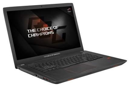 Ноутбук игровой ASUS GL753VE-GC055 90NB0DN2-M04430