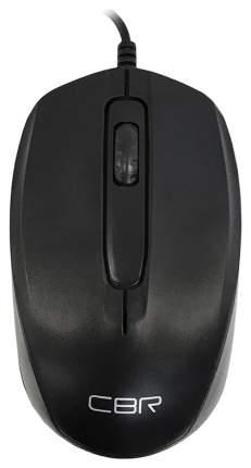 Проводная мышка CBR CM 117 Black