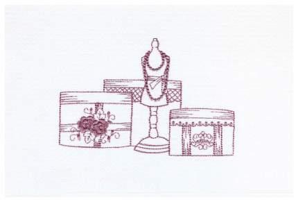Банное полотенце, полотенце универсальное Devilla от кутюр белый, розовый