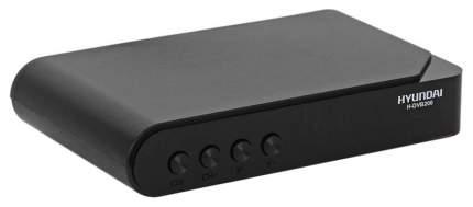 DVB-T2 приставка Hyundai H-DVB200 Black