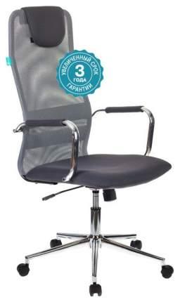 Кресло руководителя Бюрократ KB-9 серый (KB-9/DG/TW-12)