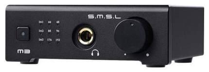 Цифро-аналоговый преобразователь SMSL M3 Black