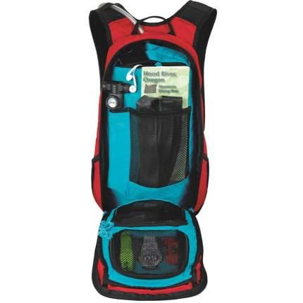 Велосипедный рюкзак Dakine Amp 18 л Threedee