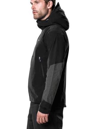 Спортивная куртка мужская Berghaus Fast Climb, black, S