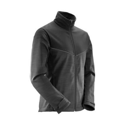 Спортивная куртка мужская Salomon Pulse Softshell, black, M