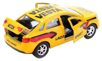 Технопарк. Lada Vesta Sport инерционная 12 см., арт. SB-16-40-S-WB