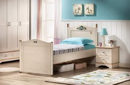 Кровать Cilek Flora XL, 120х200 см