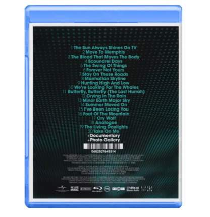 BLU-RAY-видеодиск a-ha Ending On A High Note - The Final Concert