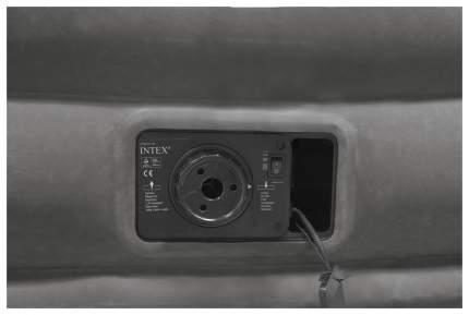 Надувная кровать INTEX Dura Beam Comfort-Plush 64412