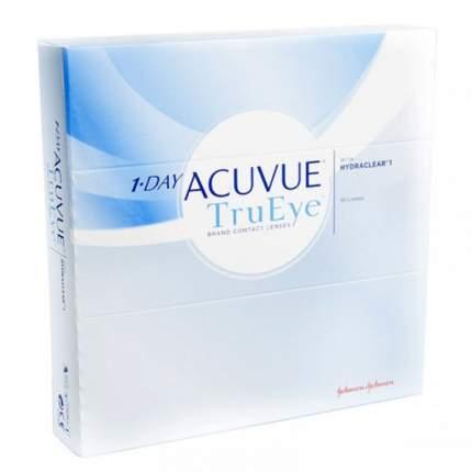 Контактные линзы 1-Day Acuvue TruEye 90 линз R 8,5 -3,75
