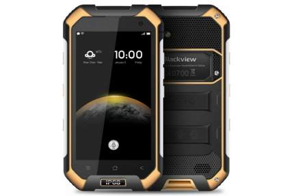 Смартфон Blackview BV6000 32Gb Black/Yellow
