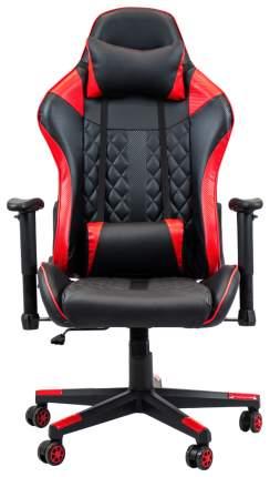Игровое кресло Raybe K-5934, красный/черный