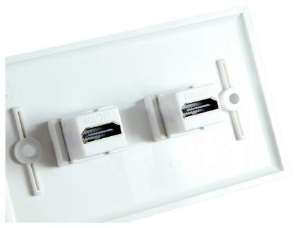 Розетка HDMI 2 входа с коробом /AOpen/