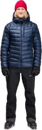 Куртка мужская Norrona Lyngen Down850 Hood, indigo night, M INT