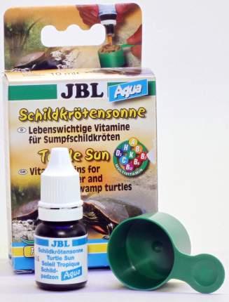 Витамины для водных черепах JBL Schildkrotensonne Aqua, 10 мл