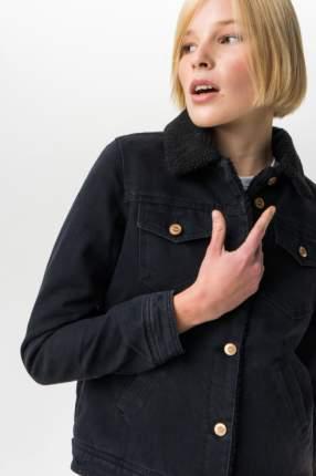 Джинсовая куртка ONLY 15185120 черная 38 EU