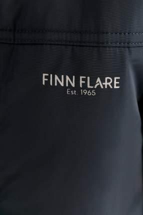 Полупальто для мальчика Finn Flare, цв. синий, р-р. 122