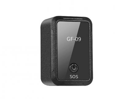 GPS трекер автомобильный малогабаритный GF-09, 3931
